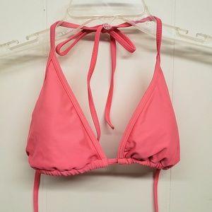 Other - Like New! Hot Pink Bikini Top
